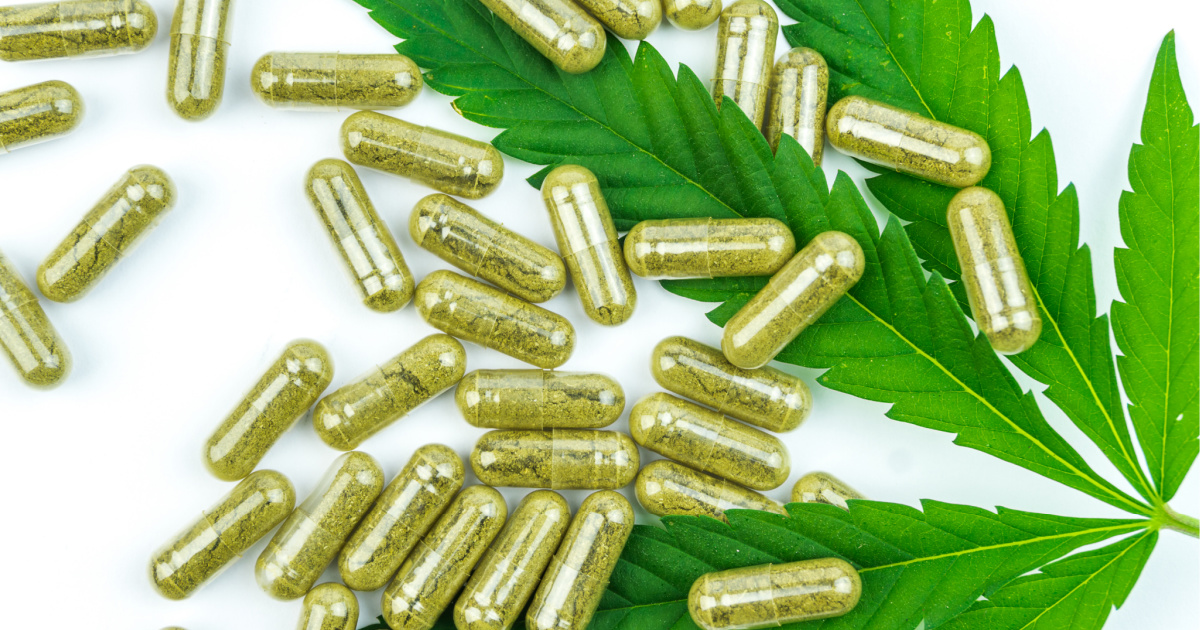 cbd capsules benefits
