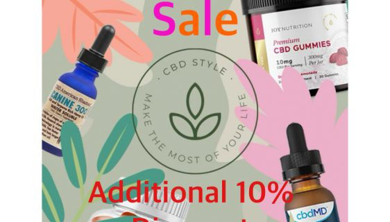 Organic CBD Products